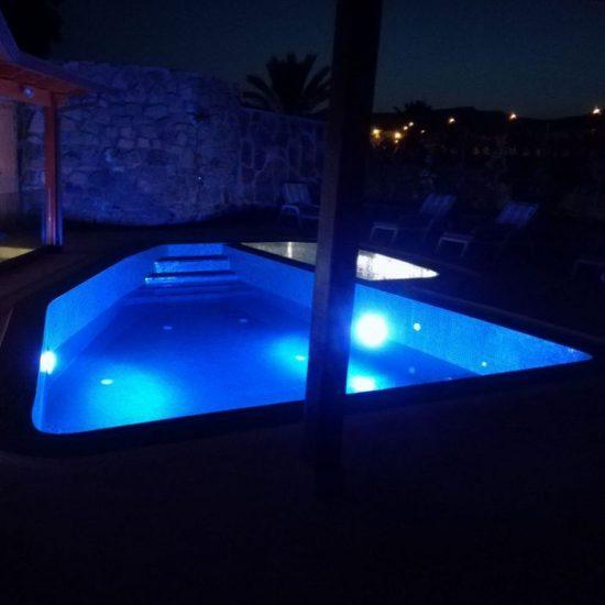 Reforma de piscinas en Canarias. Construcción de piscina en Canarias