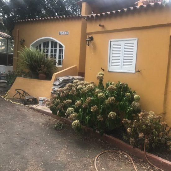 reformar vivienda hotel rural en Canarias