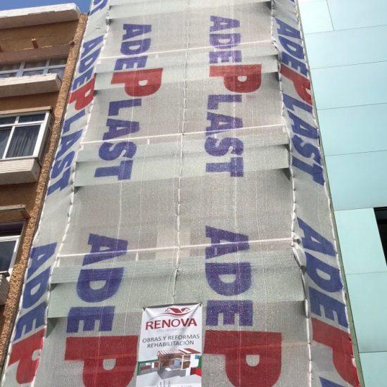 reformas integrales de edificios en Canarias