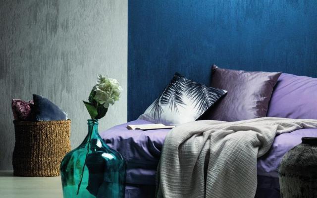 giorgio graesan pintura decorativa azules